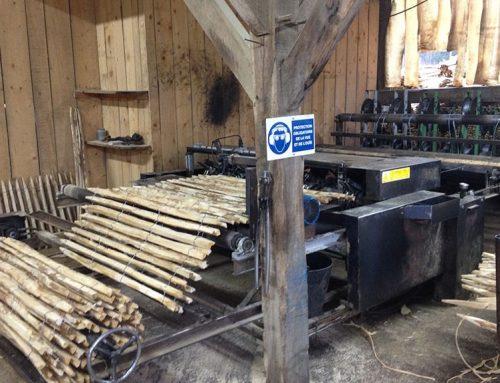 Notre usine, notre scierie